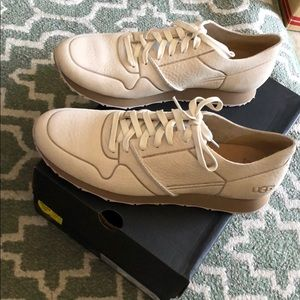 Ugg leather spring summer sneakers